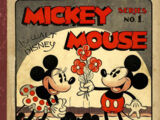 Mickey Mouse (1931) Vol 1 1