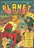 Planet Comics Vol 1 8