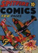 Spitfire Comics Vol 1 1