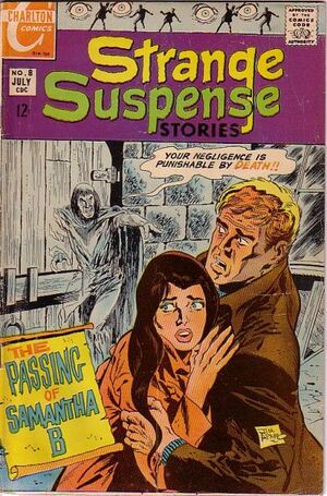 Strange Suspense Stories Vol 2 8