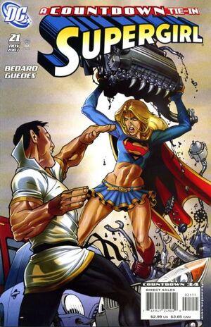 Supergirl Vol 5 21