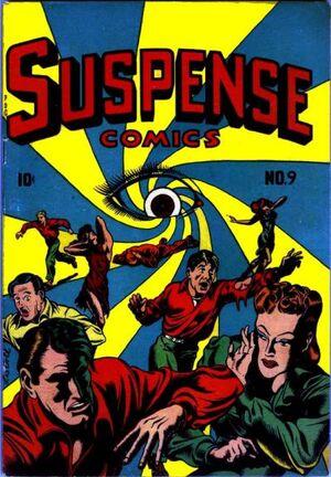 Suspense Comics Vol 1 9