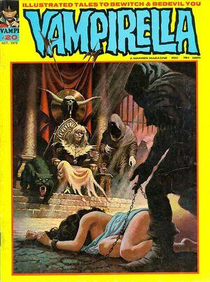 Vampirella Vol 1 20