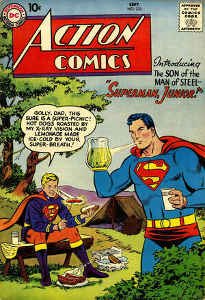 Action Comics Vol 1 232