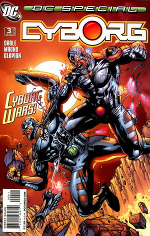 DC Special Cyborg Vol 1 3