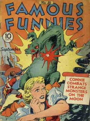 Famous Funnies Vol 1 86