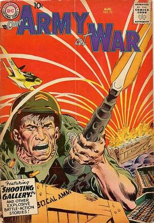 Our Army at War Vol 1 73