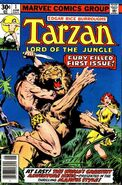 Tarzan Vol 2 1