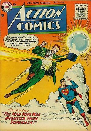 Action Comics Vol 1 209
