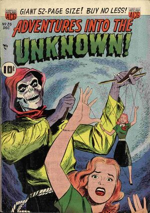 Adventures into the Unknown Vol 1 26