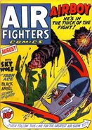 Air Fighters Comics Vol 1 11