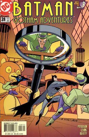 Batman Gotham Adventures Vol 1 28