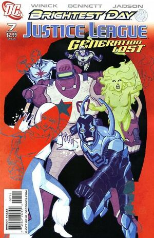Justice League Generation Lost Vol 1 7