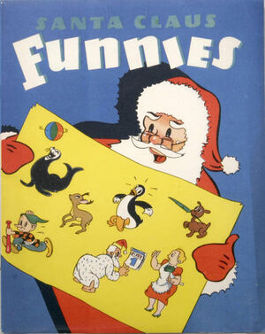 Santa Claus Funnies Vol 1 1