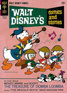 Walt Disney's Comics and Stories Vol 1 313