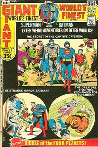 World's Finest Comics Vol 1 206