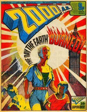 2000 AD Vol 1 34