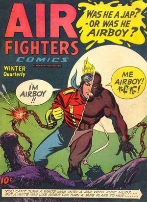 Air Fighters Comics Vol 2 9