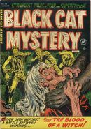 Black Cat Mystery Comics Vol 1 38