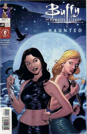 Buffy the Vampire Slayer Haunted Vol 1 2
