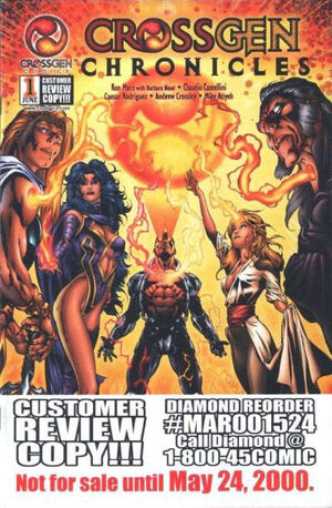 Crossgen Chronicles Vol 1 1-B