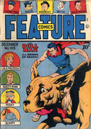 Feature Comics Vol 1 105