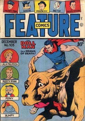 Feature Comics Vol 1 105
