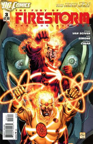 Fury of Firestorm The Nuclear Men Vol 1 3