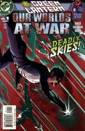 Green Lantern Our Worlds at War Vol 1 1