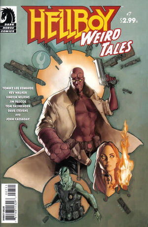 Hellboy Weird Tales Vol 1 7