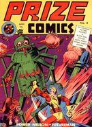 Prize Comics Vol 1 4