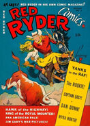 Red Ryder Comics Vol 1 3