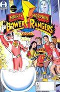 Saban's Mighty Morphin Power Rangers Saga Vol 1 1