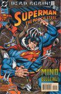 Superman Man of Steel Vol 1 40