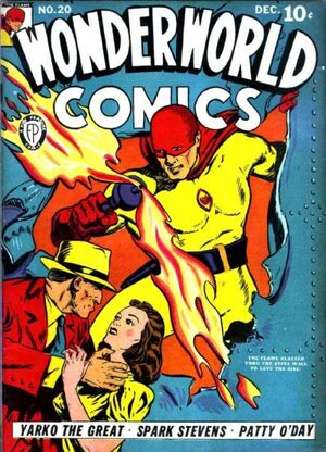 Wonderworld Comics Vol 1 20