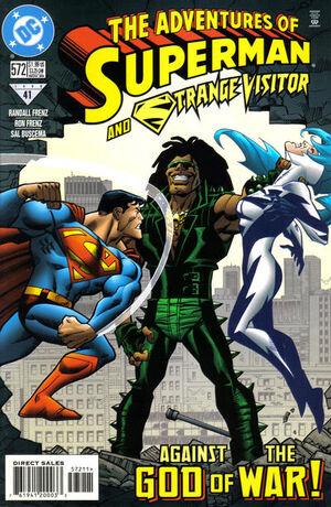 Adventures of Superman Vol 1 572
