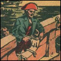 Ambrose Whitney (Earth-MLJ) of Top-Notch Vol 1 01 0001