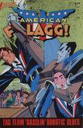 American Flagg Vol 1 34