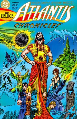 Atlantis Chronicles Vol 1 1