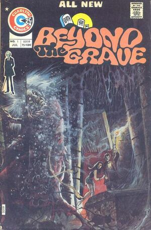 Beyond the Grave Vol 1 1
