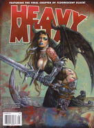 Heavy Metal Vol 34 6