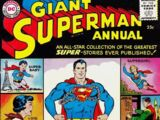 Superman Annual/Covers