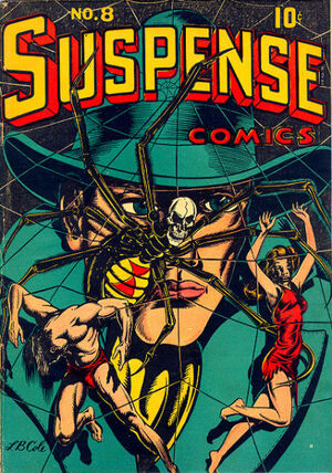 Suspense Comics Vol 1 8
