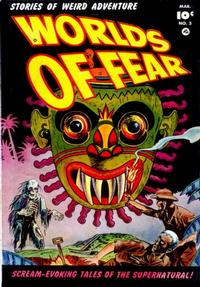 Worlds of Fear Vol 1 3