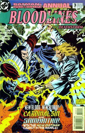 Batman Legends of the Dark Knight Annual Vol 1 3