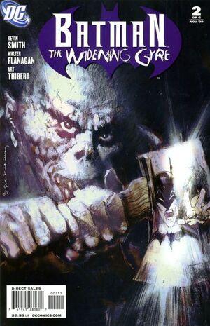 Batman Widening Gyre Vol 1 2