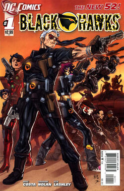 Blackhawks Vol 1 1
