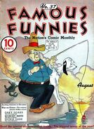 Famous Funnies Vol 1 37