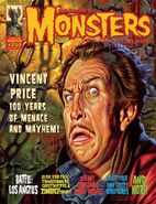 Famous Monsters of Filmland Vol 1 254-C