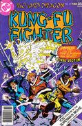 Richard Dragon, Kung Fu Fighter Vol 1 17